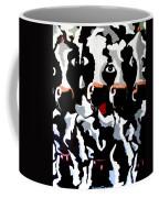 No Bull Coffee Mug by Anthony Falbo