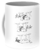 No Caption Coffee Mug