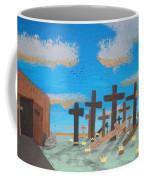 No Cross No Crown 1 Coffee Mug