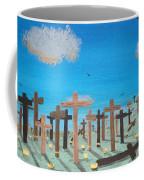 No Cross No Crown 2 Coffee Mug