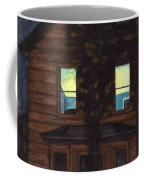 No Curtains Coffee Mug
