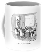 No Decision.  They're Still Sleeping On It Coffee Mug