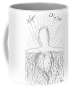 No Fear - Only Love Coffee Mug
