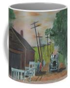 No Fishing Coffee Mug