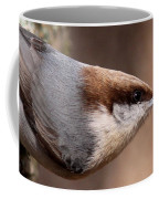 No Hands - Fayetteville - Nuthatch Coffee Mug