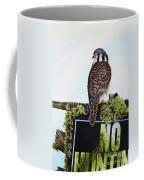 No Hunting Coffee Mug