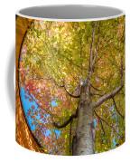 Through The Roof Coffee Mug