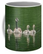 Geese Family Coffee Mug