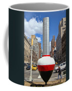 No Limits Exhibit Metlife Building Midtown Coffee Mug