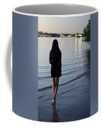 No Man's Land Coffee Mug by Laura Fasulo