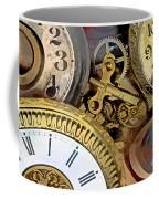No More Time Coffee Mug by Tom Gari Gallery-Three-Photography