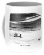 No News Is Good News Coffee Mug