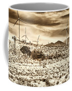 No Place Like Home 2 Palm Springs Coffee Mug