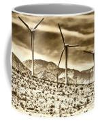 No Place Like Home 3 Palm Springs Coffee Mug