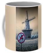 No Tilting At Windmills Coffee Mug