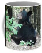 Bear - Cubs - Mother Nursing Coffee Mug