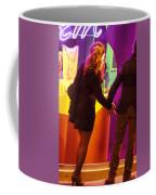 No Time For Shopping Coffee Mug