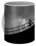 No Turning Back Coffee Mug by Bob Orsillo