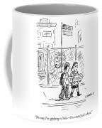 No Way I'm Applying To Yale It's A Total Jock Coffee Mug