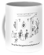 No Way! Wow! That's My Favorite Brand Coffee Mug