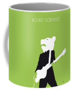 No006 My Teddy Bears Minimal Music Poster Coffee Mug