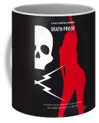 No018 My Death Proof Minimal Movie Poster Coffee Mug