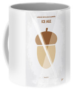 No041 My Ice Age Minimal Movie Poster Coffee Mug