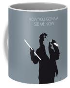 No047 My Alice Cooper Minimal Music Poster Coffee Mug
