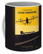 No051 My Mad Max 3 Beyond Thunderdome Minimal Movie Poster Coffee Mug