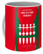 No058 My Once Upon A Time In Mexico Minimal Movie Poster Coffee Mug