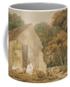 No.0735 A Country Churchyard, C.1797-98 Coffee Mug