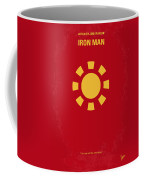 No113 My Iron Man Minimal Movie Poster Coffee Mug