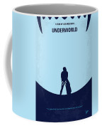 No122 My Underworld Minimal Movie Coffee Mug