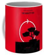 No125 My Karate Kid Minimal Movie Poster Coffee Mug
