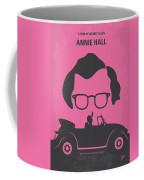No147 My Annie Hall Minimal Movie Poster Coffee Mug