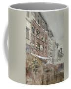 No.1590 Palazzo Agostini, Pisa, 1845 Coffee Mug