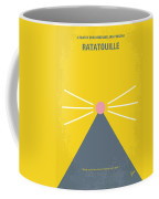 No163 My Ratatouille Minimal Movie Poster  Coffee Mug