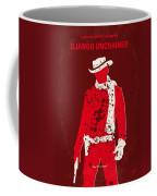 No184 My Django Unchained Minimal Movie Poster Coffee Mug