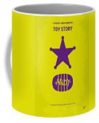 No190 My Toy Story Minimal Movie Poster Coffee Mug