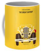 No206 My The Great Gatsby Minimal Movie Poster Coffee Mug
