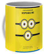 No213 My Despicable Me Minimal Movie Poster Coffee Mug