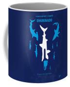 No216 My Sharknado Minimal Movie Poster Coffee Mug