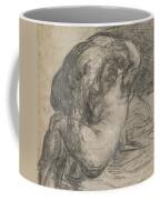 Couple In An Embrace Coffee Mug