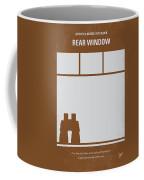 No238 My Rear Window Minimal Movie Poster Coffee Mug