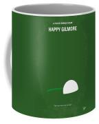 No256 My Happy Gilmore Minimal Movie Poster Coffee Mug