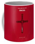 No263 My Dracula Minimal Movie Poster Coffee Mug