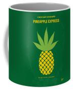 No264 My Pineapple Express Minimal Movie Poster Coffee Mug