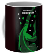 No277-007-2 My Casino Royale Minimal Movie Poster Coffee Mug