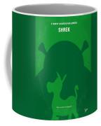 No280 My Shrek Minimal Movie Poster Coffee Mug