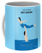 No298 My Dirty Dancing Minimal Movie Poster Coffee Mug
